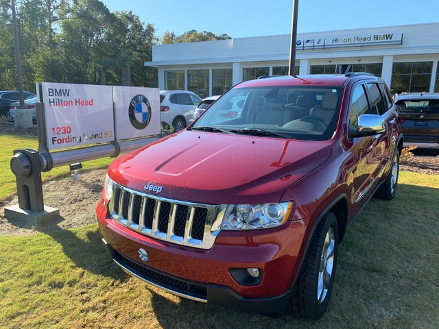 Pre-Owned 2013 Jeep Grand Cherokee