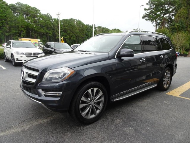 Pre Owned 2014 Mercedes Benz GL Class GL 450 * One Owner Trade
