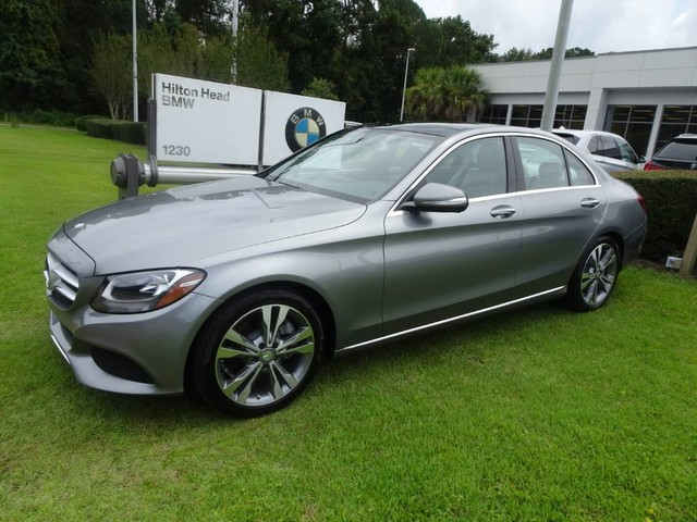 Pre Owned 2015 Mercedes Benz C Class C 300 * Balance Of Factory