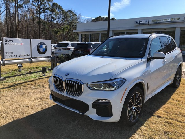 Certified Pre-Owned 2019 BMW X5