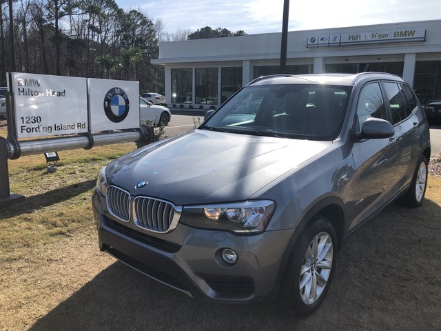 Pre-Owned 2016 BMW X3
