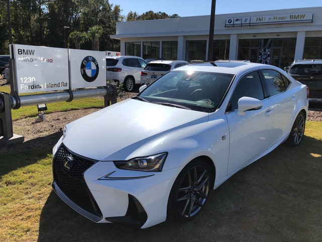 Pre-Owned 2018 Lexus IS