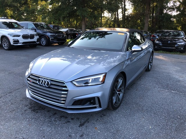 Pre-Owned 2018 Audi S5 Cabriolet