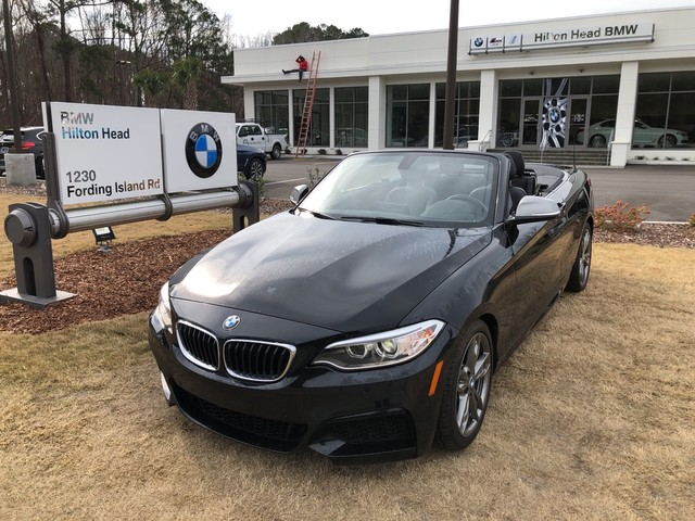 Certified Pre-Owned 2016 BMW 2 Series