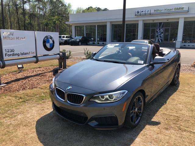 Certified Pre-Owned 2017 BMW 2 Series