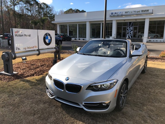 Certified Pre-Owned 2019 BMW 2 Series