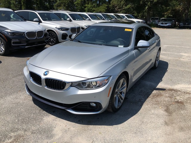 Certified Pre-Owned 2016 BMW 4 Series