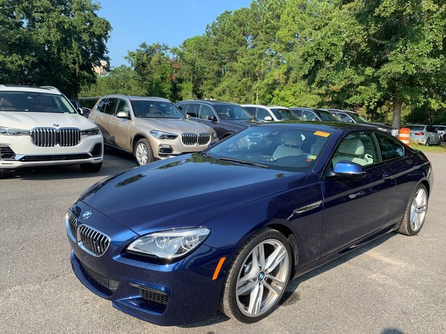Certified Pre-Owned 2017 BMW 6 Series