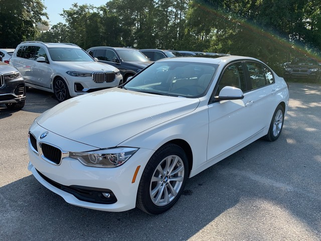 Demo 2018 BMW 3 Series 320i xDrive