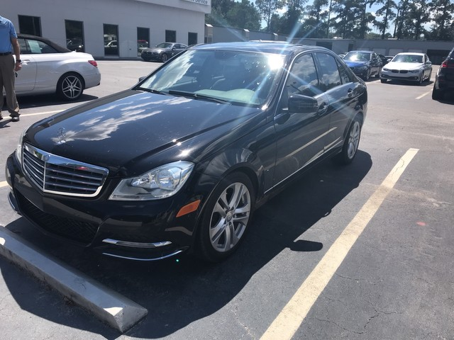 Pre Owned 2013 Mercedes Benz C Class C 250 Luxury * One Owner