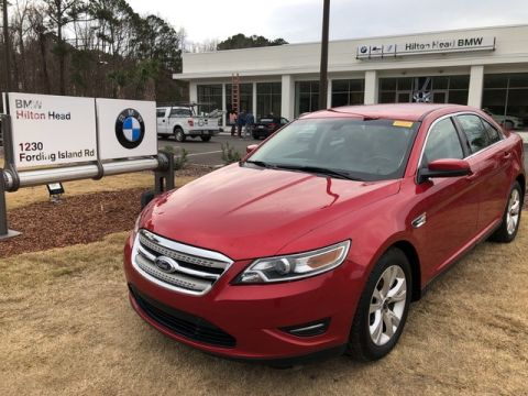 Pre-Owned 2011 Ford Taurus
