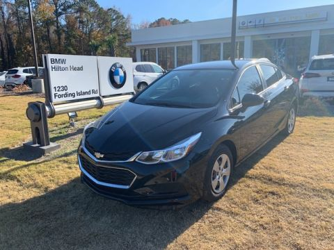 Pre-Owned 2016 Chevrolet Cruze