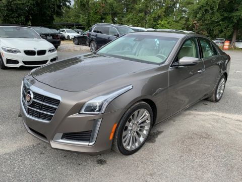 Pre-Owned 2014 Cadillac CTS Sedan
