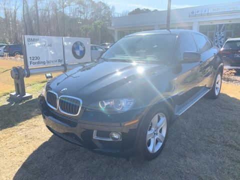 Pre-Owned 2014 BMW X6