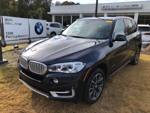 Certified Pre-Owned 2017 BMW X5