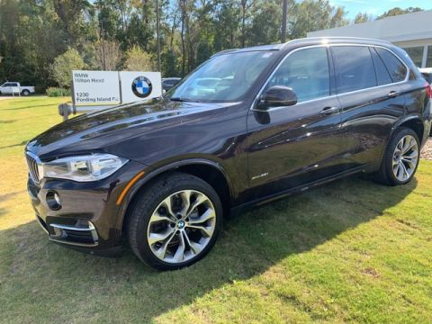Certified Pre-Owned 2018 BMW X5