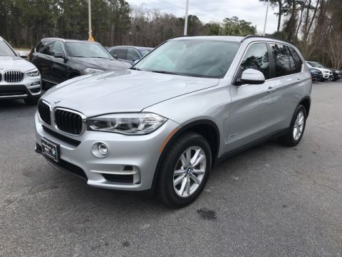 Certified Pre-Owned 2015 BMW X5