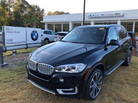 Certified Pre-Owned 2016 BMW X5