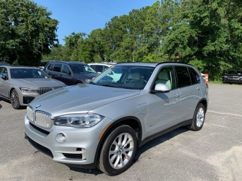 Certified Pre-Owned 2016 BMW X5 eDrive