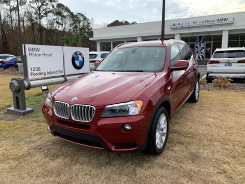 Pre-Owned 2013 BMW X3