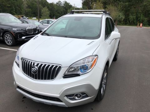 Pre-Owned 2013 Buick Encore