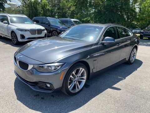 Demo 2019 BMW 4 Series 440i xDrive
