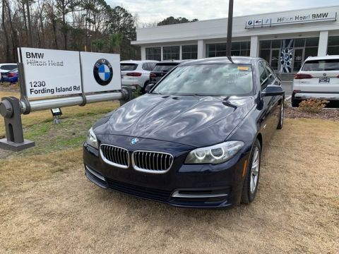 Pre-Owned 2014 BMW 5 Series
