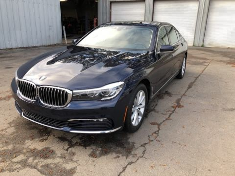 Certified 2016 BMW 7 Series