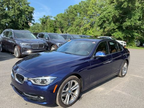 Certified Used 2016 BMW 3 Series
