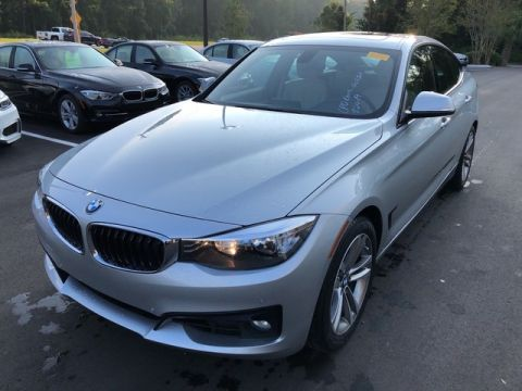 Certified Pre-Owned 2016 BMW 3 Series Gran Turismo