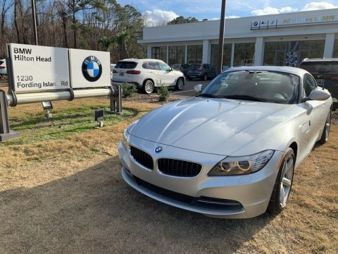 Pre-Owned 2011 BMW Z4