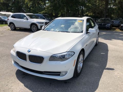 Certified Pre-Owned 2013 BMW 5 Series