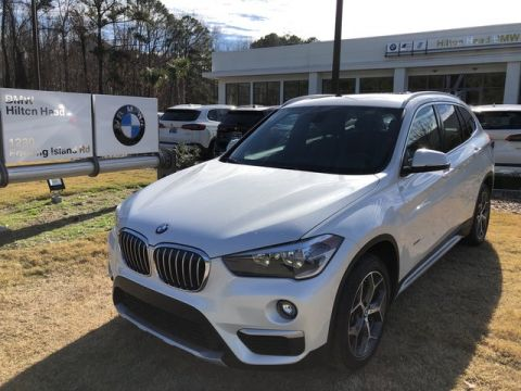 Certified Pre-Owned 2018 BMW X1